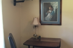 Plantation Room Desk Area